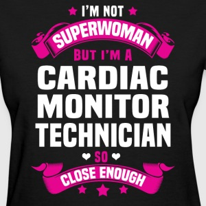 Cardiac Monitor Technician Tshirt - Women's T-Shirt