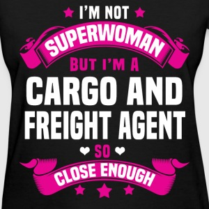 Cargo and Freight Agent Tshirt - Women's T-Shirt