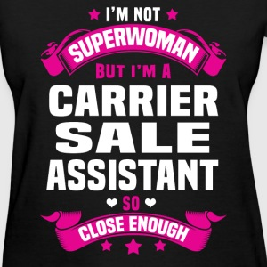 Carrier Sale Assistant Tshirt - Women's T-Shirt