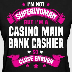 Casino Main Bank Cashier Tshirt - Women's T-Shirt