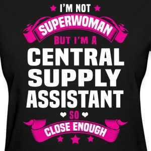 Central Supply Assistant Tshirt - Women's T-Shirt