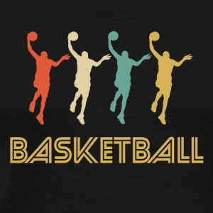 Basketball Player Pop Art - Men's Premium T-Shirt
