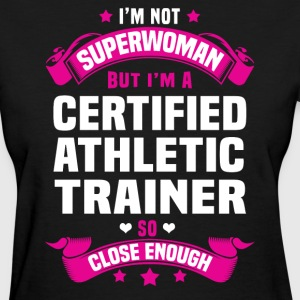 Certified Athletic Trainer Tshirt - Women's T-Shirt