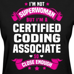 Certified Coding Associate Tshirt - Women's T-Shirt