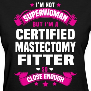 Certified Mastectomy Fitter Tshirt - Women's T-Shirt
