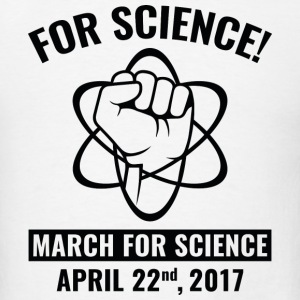For Science! - Men's T-Shirt