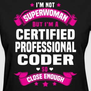 Certified Professional Coder Tshirt - Women's T-Shirt