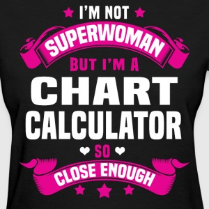Chart Calculator Tshirt - Women's T-Shirt