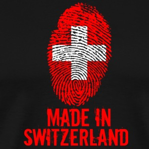 Made in Switzerland / Suiss - Men's Premium T-Shirt