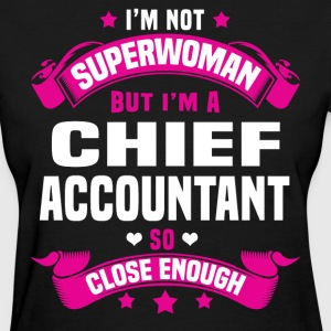 Chief Accountant Tshirt - Women's T-Shirt