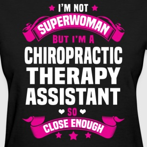 Chiropractic Therapy Assistant Tshirt - Women's T-Shirt