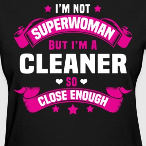 Cleaner Tshirt - Women's T-Shirt