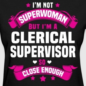 Clerical Supervisor Tshirt - Women's T-Shirt
