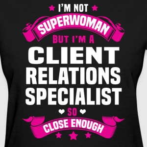 Client Relations Specialist Tshirt - Women's T-Shirt