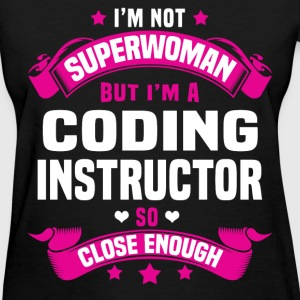 Coding Instructor Tshirt - Women's T-Shirt