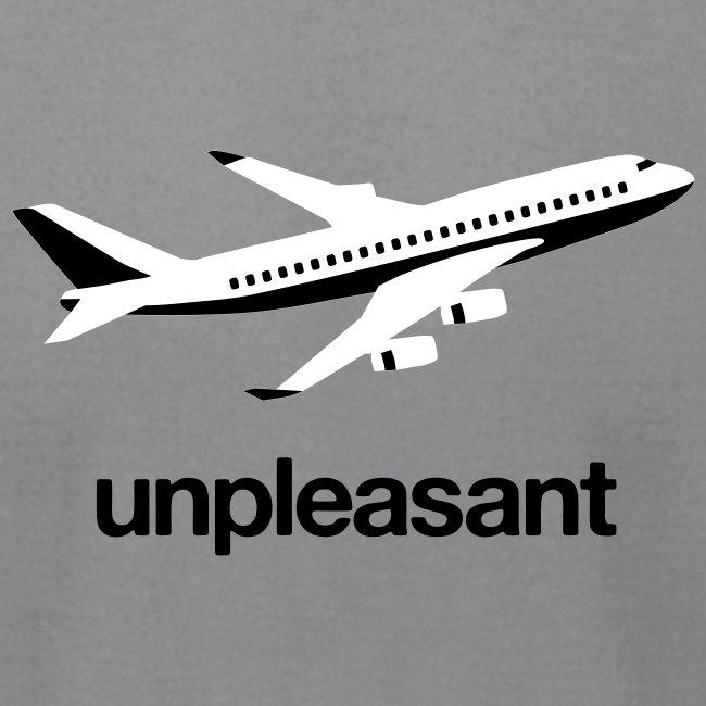 Flying is Unpleasant