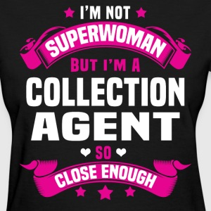 Collection Agent Tshirt - Women's T-Shirt