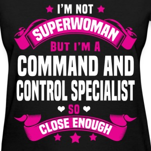 Command And Control Specialist Tshirt - Women's T-Shirt