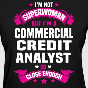 Commercial Credit Analyst Tshirt - Women's T-Shirt
