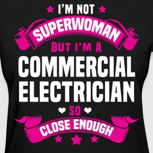 Commercial Electrician Tshirt - Women's T-Shirt