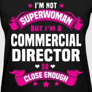 Commercial Director Tshirt - Women's T-Shirt