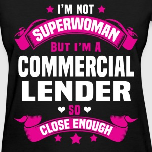 Commercial Lender Tshirt - Women's T-Shirt