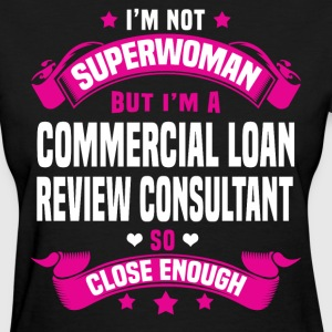 Commercial Loan Review Consultant Tshirt - Women's T-Shirt
