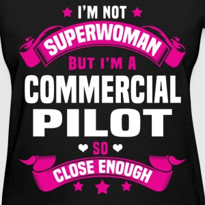 Commercial Pilot Tshirt - Women's T-Shirt