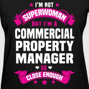 Commercial Property Manager Tshirt - Women's T-Shirt