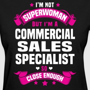 Commercial Sales Specialist Tshirt - Women's T-Shirt