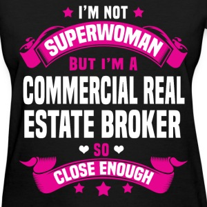 Commercial Real Estate Broker Tshirt - Women's T-Shirt