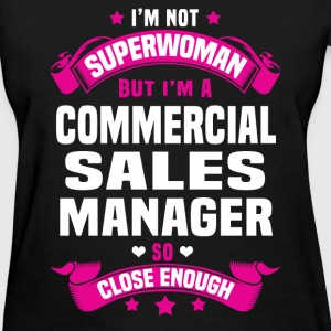 Commercial Sales Manager Tshirt - Women's T-Shirt