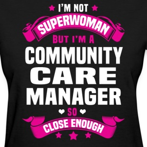 Community Care Manager Tshirt - Women's T-Shirt