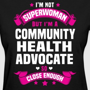 Community Health Advocate Tshirt - Women's T-Shirt