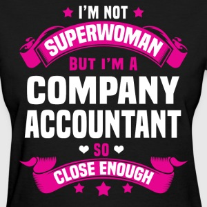Company Accountant Tshirt - Women's T-Shirt