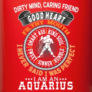 I AM AN AQUARIUS Mugs & Drinkware - Full Color Mug