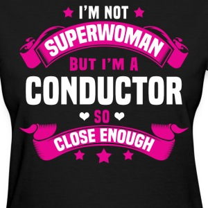 Conductor Tshirt - Women's T-Shirt