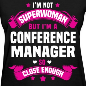 Conference Manager Tshirt - Women's T-Shirt