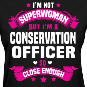 Conservation Officer Tshirt - Women's T-Shirt