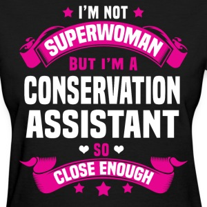 Conservation Assistant Tshirt - Women's T-Shirt