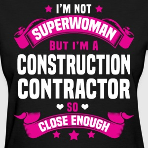 Construction Contractor Tshirt - Women's T-Shirt