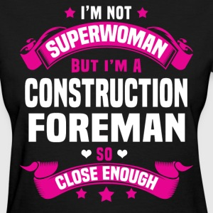 Construction Foreman Tshirt - Women's T-Shirt