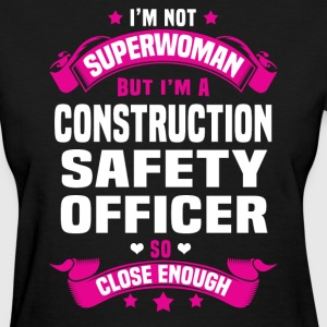 Construction Safety Officer Tshirt - Women's T-Shirt