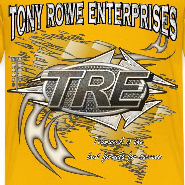 TRE Drag Racing Team Kids