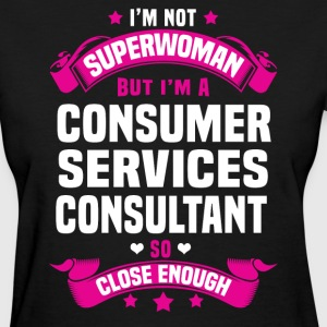 Consumer Services Consultant Tshirt - Women's T-Shirt