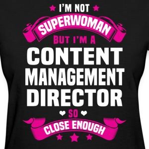 Content Management Director Tshirt - Women's T-Shirt