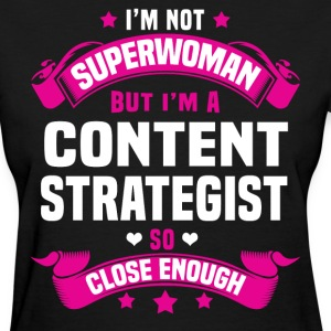 Content Strategist Tshirt - Women's T-Shirt