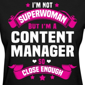 Content Manager Tshirt - Women's T-Shirt
