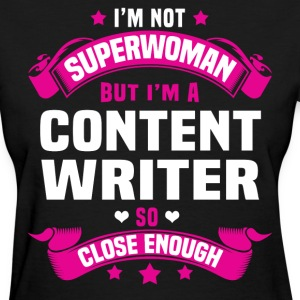 Content Writer Tshirt - Women's T-Shirt