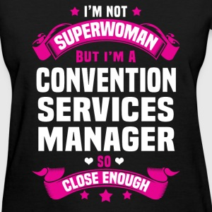 Convention Services Manager Tshirt - Women's T-Shirt